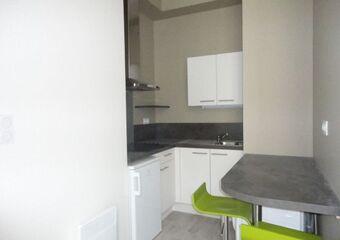 Location Appartement 1 pièce 21m² 52 RUE DES GRAS - photo