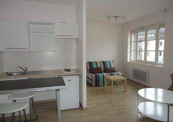 Location Appartement 1 pièce 29m² 8 place michel de l'hospital - photo