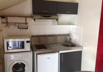 Renting Apartment 1 room 28m² Clermont-Ferrand (63000) - photo
