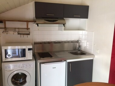 Location Appartement 1 pièce 28m² Clermont-Ferrand (63000) - photo