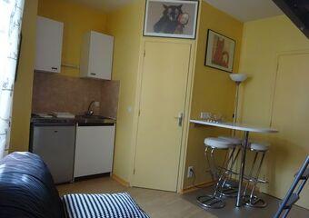 Location Appartement 1 pièce 21m² 14 avenue Franklin Roosevelt - photo