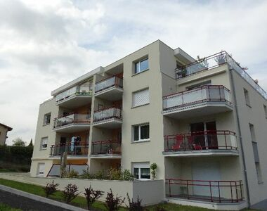 Renting Apartment 3 rooms 63m² Clermont-Ferrand (63100) - photo