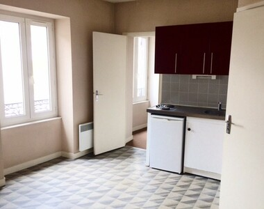 Renting Apartment 1 room 30m² Clermont-Ferrand (63000) - photo
