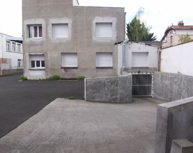 Location Garage 13m² Clermont-Ferrand (63000) - photo
