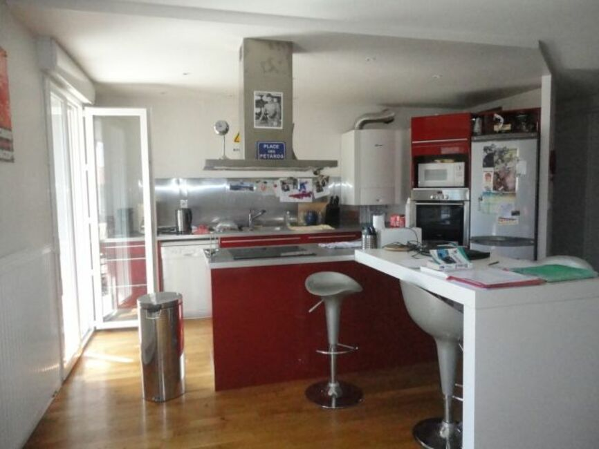 Renting apartment 4 rooms Clermont-Ferrand (63000) - 344050