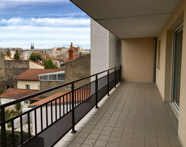 Vente Appartement 3 pièces 84m² Clermont-Ferrand (63000) - photo