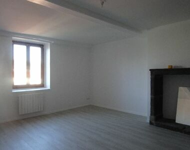 Sale Apartment 3 rooms 74m² Clermont-Ferrand (63000) - photo