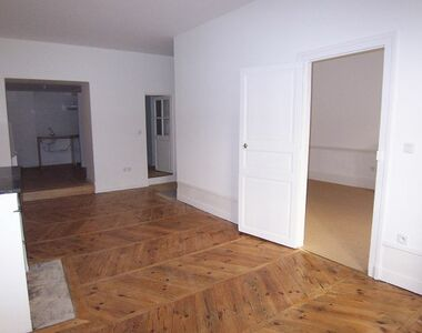 Renting Apartment 2 rooms 55m² Clermont-Ferrand (63000) - photo