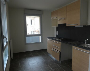 Renting Apartment 3 rooms 59m² Clermont-Ferrand (63000) - photo