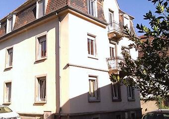 Vente Immeuble 232m² Schiltigheim (67300) - photo
