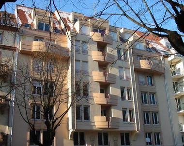 Vente Appartement 2 pièces 52m² STRASBOURG - photo