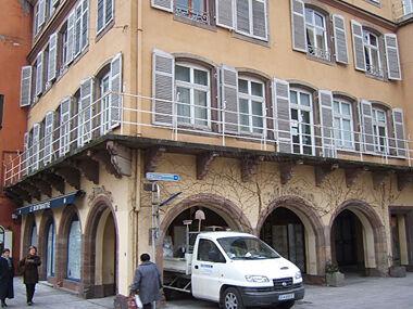 Location Bureaux 5 pièces 150m² Strasbourg (67000) - photo