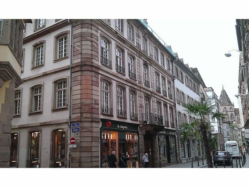 Location bureaux strasbourg 67000 143339 for Chambre commerce strasbourg