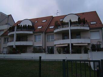 Location Appartement 2 pièces 53m² Strasbourg (67100) - photo