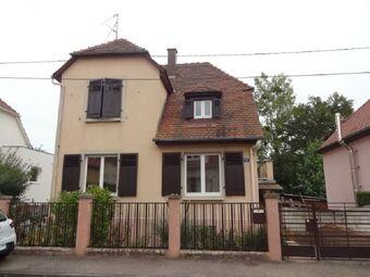 Location Maison 6 pièces 96m² Strasbourg (67100) - photo