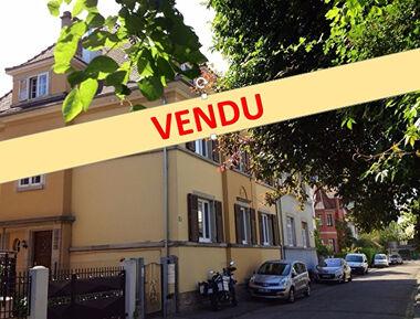 Vente Immeuble 6 pièces 270m² Strasbourg (67000) - photo