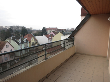 Vente Appartement 3 pièces 87m² Strasbourg (67000) - photo