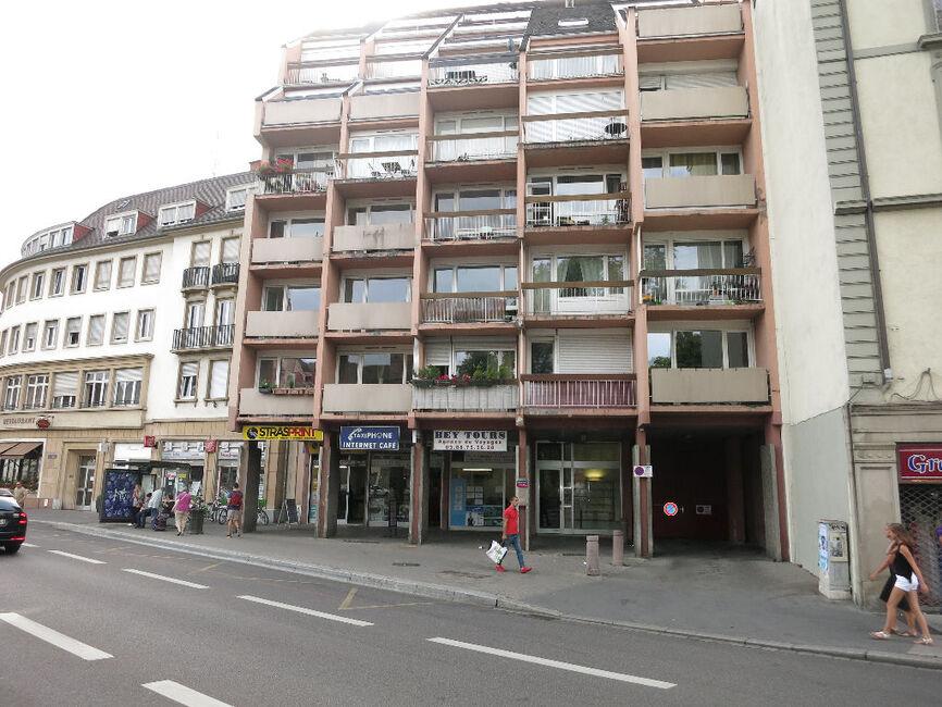 Location appartement 1 pi ce strasbourg 67000 346684 for Ad garage strasbourg