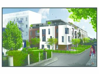 Location Appartement 3 pièces 67m² Strasbourg (67100) - photo