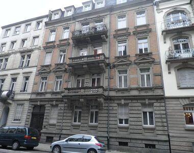 Location Appartement 2 pièces 53m² Strasbourg (67000) - photo