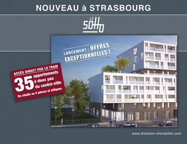 Vente Appartement 3 pièces 67m² Strasbourg (67000) - photo