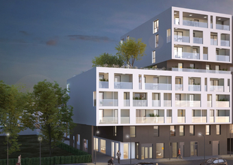 Vente Appartement 3 pièces 68m² Strasbourg (67100) - photo