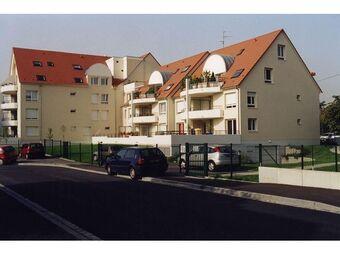 Location Appartement 4 pièces 76m² Strasbourg (67100) - photo