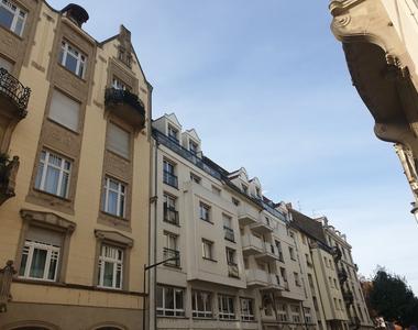 Vente Appartement 2 pièces 42m² STRASBOURG - photo