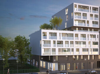 Vente Appartement 1 pièce 27m² Strasbourg (67000) - photo