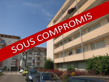 Vente Appartement 4 pièces 80m² Strasbourg (67100) - photo