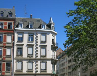 Vente Appartement 6 pièces 111m² STRASBOURG - photo
