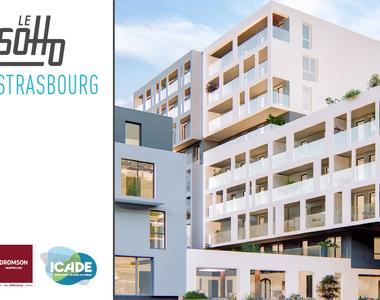 Vente Appartement 3 pièces 69m² STRASBOURG - photo