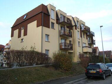 Location Appartement 1 pièce 32m² Oberhausbergen (67205) - photo