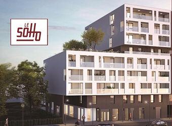 Vente Appartement 1 pièce 24m² Strasbourg (67000) - photo
