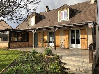 Vente Maison 8 pièces Janville-sur-Juine (91510) - photo