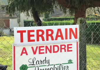 Vente Terrain 500m² Lardy (91510) - Photo 1