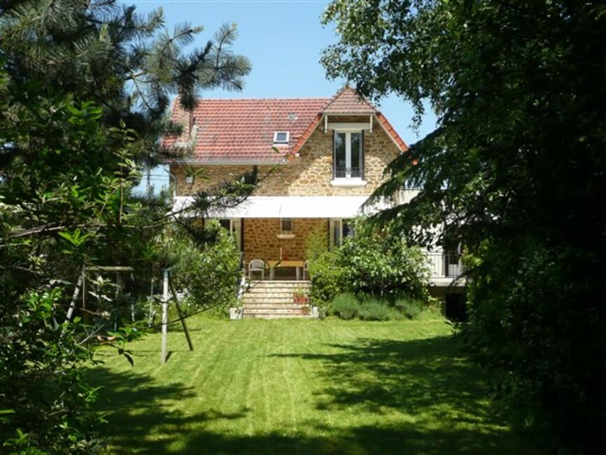 Vente maison 5 pi ces sainte genevi ve des bois 91700 - Sainte genevieve des bois piscine ...