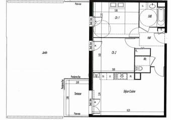 Vente Appartement 60m² Feyzin (69320) - photo