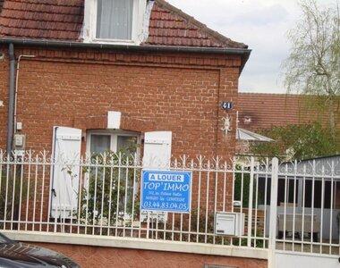 Location Maison 4 pièces 74m² Compiègne (60200) - photo