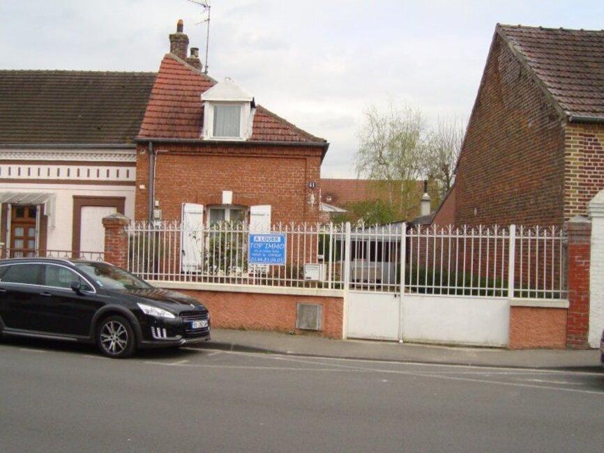 Location maison 4 pi ces compi gne 60200 248560 - Location maison compiegne ...