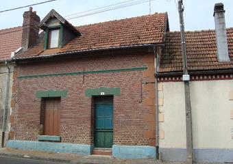 Vente Maison 3 pièces 55m² Noyon (60400) - photo
