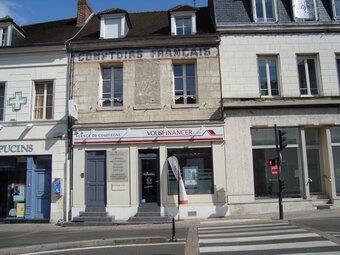 Vente Immeuble 4 pièces 200m² Compiègne (60200) - photo