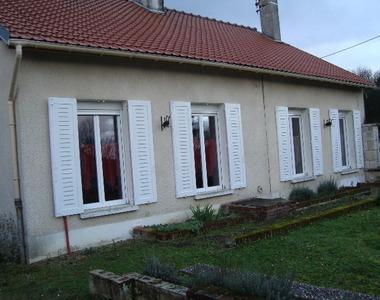 Vente Maison 7 pièces 180m² Tracy-le-Mont (60170) - photo