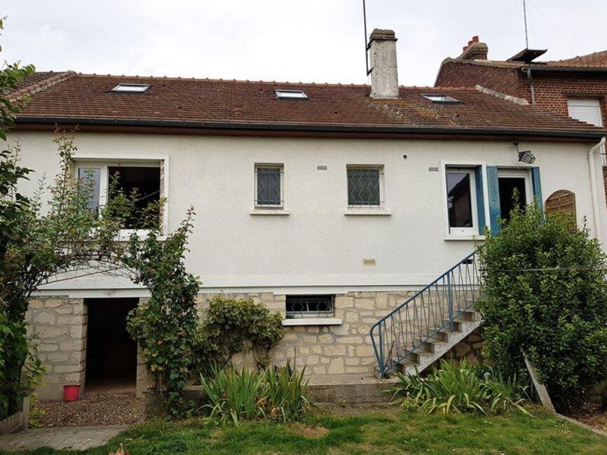 Vente maison 5 pi ces margny l s compi gne 60280 298433 for Acheter maison compiegne