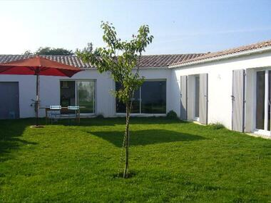 Vente Maison 5 pièces 115m² Rivedoux-Plage (17940) - photo