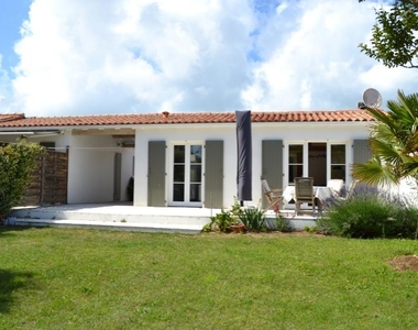 Vente Maison 6 pièces 125m² LE BOIS PLAGE EN RE - photo