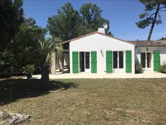 Vente Maison 6 pièces 120m² Rivedoux-Plage (17940) - Photo 1