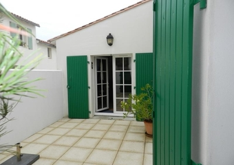 Vente Appartement 2 pièces 50m² Saint-Martin-de-Ré (17410) - photo