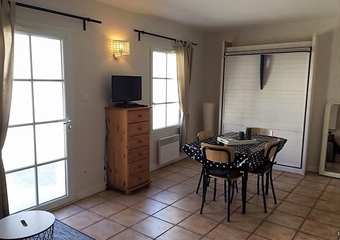 Vente Appartement 1 pièce 27m² Saint-Martin-de-Ré (17410) - Photo 1