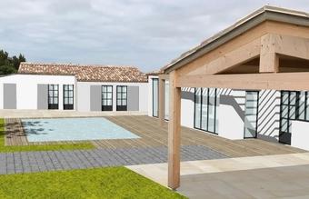 Vente Maison 5 pièces 214m² Sainte-Marie-de-Ré (17740) - photo